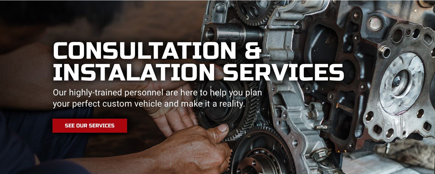 Instalation services